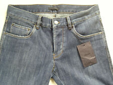 PRADA Milano Mens Tapered Cut Raf Button Fly Lvc Indigo Denime Simons Jeans 31