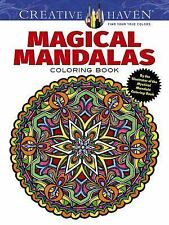 Adult Coloring: Creative Haven Magical Mandalas Coloring Book : By the...
