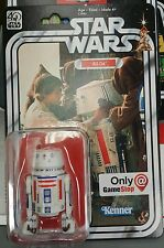 Star Wars The Black Series: 40th Anniversary R5-D4 *IN HAND* GameStop Exclusive