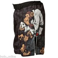Tatami Thinker Monkey BJJ Fight Shorts Jiu Jitsu MMA Martial Grappling No Gi