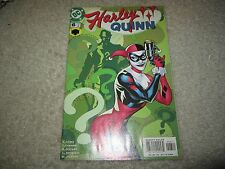 HARLEY QUINN #6 LOW PRINT RUN NICE SHAPE  SEE MY OTHERS!!