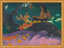 Fatata te miti, by the sea Paul Gauguin mujeres mar playa Baden B a2 02999
