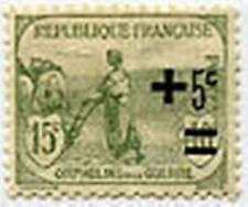 """FRANCE N° 164 """" AU PROFIT DES ORPHELINS DE LA GUERRE +5 C S 15+10 C"""" NEUF xTB"""