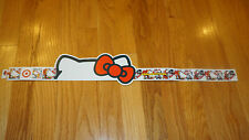 Hello Kitty 40th Anniversary Head Band 2014 Convention Con Exclusive