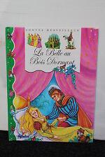 LA BELLE AU BOIS DORMANT  Contes merveilleux Livre illustré pour enfant