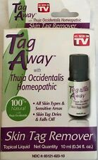 3x Natures Pillows Tag Away Skin Removal with Thuja Occidentalis Homeopathic
