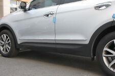New Chrome Side Skirt Accent Molding 4Pc B758 For Hyundai 13-16 Santa Fe DM