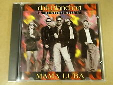 CD / DIRK BLANCHART & THE GROOVE QUARTET - MAMA LUBA