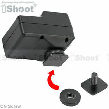 "Cold Foot to 1/4"" Screw Adapter f Camera Flash Holder Light Stand Hot Shoe Mount"
