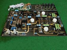 Famous circuit 12AU7 12AX7 Tube preamplifier KIT DIY preamp