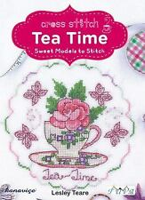 Cross Stitch Tea Time : Sweet Models to Stitch by Lesley Teare (2015, Paperback)