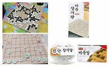 Full Size Korean Traditional Board Game JANGGI, BADUK Full Set, Weiqi, Go Game