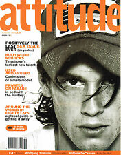 ATTITUDE #55 11/1998 CHAD CHRIST Justin Chambers ANDY DAVOLI Will Lee Scott EXCL