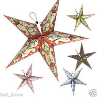"60CM / 23"" STAR Paper Lampshade - HANGING Lightshade Lantern Wedding DECORATION"
