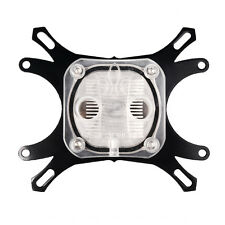 Computer Radiator 50mm Water Cooling Cooler For CPU Heatsink Laser Head