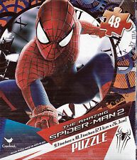 "Jigsaw Puzzle SPIDERMAN 2 Clock Gears 48 Piece 9.1"" x 10.3"""