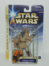 Star Wars Attack of the Clones Coleman Trebor Figure 2003 #84991, SEALED MIB