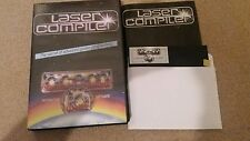 Commodore 64 disk Software - Laser Compiler (compiles BASIC too)