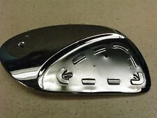 1965 honda cb77 305 superhawk h933~ lh left side chrome tank trim 9