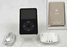 Apple iPod Classic 5th Generation Black (80 GB) + Accesories - MINT (Search Fct)
