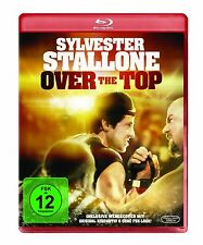 Over the Top  Sylvester Stallone Blu-Ray   Region B/UK