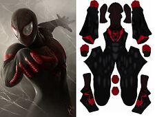Miles Morales Ultimate Spider-Man Costume Pattern