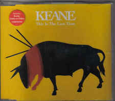 Keane-This Is The Last Time cd maxi single incl video