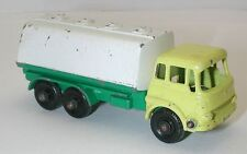Matchbox Lesney No. 25 Petrol Tanker oc6982