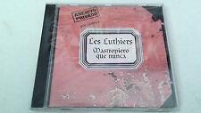 """LES LUTHIERS """"MASTROPIERO QUE NUNCA VOLUMEN 1"""" CD 6 TRACKS"""