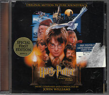 CD ALBUM JOHN WILLIAMS / BO FILM HARRY POTTER AND THE SORCERER'S STONE