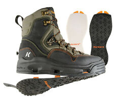 Korkers K-5 Bomber Wading Boot size 11