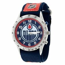 New Official NHL Edmonton Oilers watch FREE SHIPPING in North America!