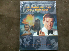 2 DVD JAMES BOND 007 DER MANN MIT DEM GOLDENEN COLT Ultimate Edition  Neu & OVP