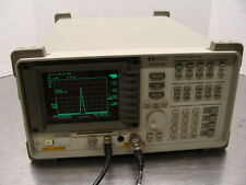 HP / Agilent 8594E Spectrum Analyzer 9kHz-2.9GHz + Opts 004 041 050 101 NEW CRT!
