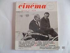 LA REVUE DU CINEMA IMAGE ET SON N°270 MARS 1973 JEAN LOUIS TRINTIGNANT    J66