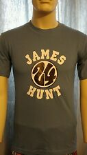 James Hunt' 24' T-shirt. extra GRANDE. PVP £ 24