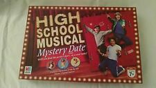 High School Musical Mystery Date Game Milton Bradley