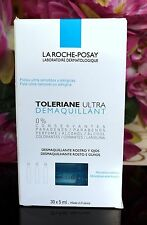 La roche-posay Toleriane ultra Monodose make- up remover face and eyes 30x5ml.
