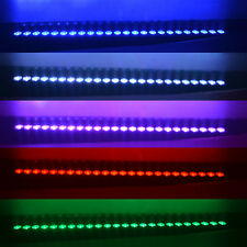 4PCS Eyourlife 40Inch 24X3W RGB LED WALL WASH LIGHT BAR DMX512  72W high brand