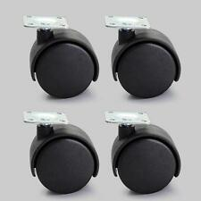 4pcs Nylon Swivel Caster Wheel for Cart Trolley Furniture DIY