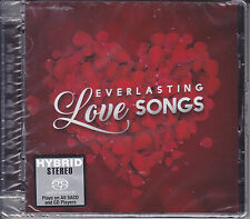 """Everlasting Love Songs"" Stereo Hybrid SACD Diana Ross Roxette Foreiger Chicago"