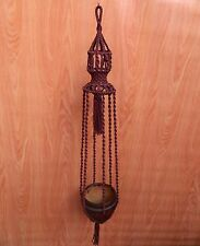 Large Macrame plant hanger plant holder pot hanger 52 inches