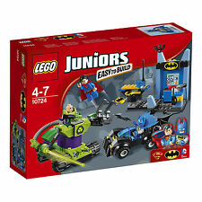 LEGO® Juniors 10724 Batman™ & Superman™ gegen Lex Luthor™ NEU OVP NEW MISB NRFB