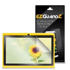 "1X EZguardz LCD Screen Protector Shield HD 1X For iRulu eXPro Mini 7"" Tablet"