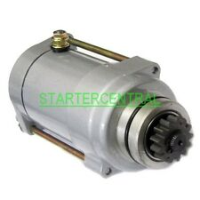 NEW STARTER for YAMAHA 1100 XVS1100,V-Star Classic, Custom Silverado 1999-2009.