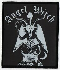 ANGEL WITCH PATCH / SPEED-THRASH-BLACK-DEATH METAL