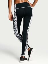 Victoria Secret Leggings Black Sport Small Sports Pants Yoga Exercise