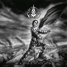LACRIMOSA - REVOLUTION    - CD NUOVO