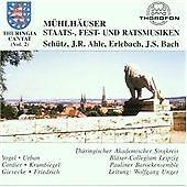 Thuringia cantat Vol. 2 (Mühlhäuser Staats-, Fest- und Rathausmusiken) - CD