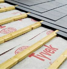Tyvek Supro Breather Membrane / BBA Roofing Felt 1m x 50m - FREE Delivery